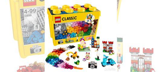 Lego Classic 10698 Набор для творчества большого р