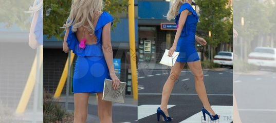 059c641f946 Платье в пол кораллового цвета на высокую девушку купить в Санкт-Петербурге  на Avito — Объявления на сайте Авито