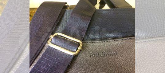 459e99bdcde6 Сумка мужская наплечная baldinini Baldinini новая купить в Москве на Avito  — Объявления на сайте Авито