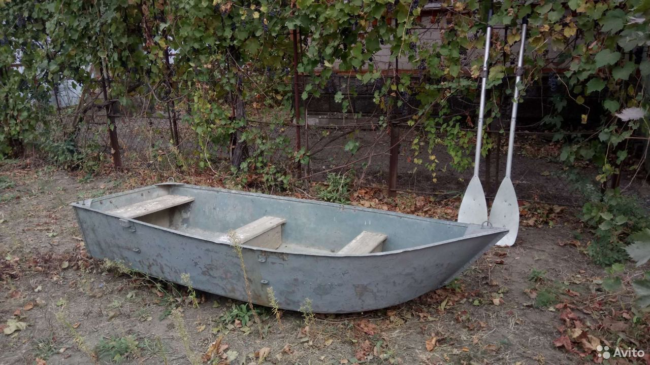 Лодка дюралевая  89185004754 купить 4