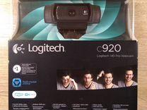 Веб-камера Logitech HD Pro C920 — Товары для компьютера в Омске