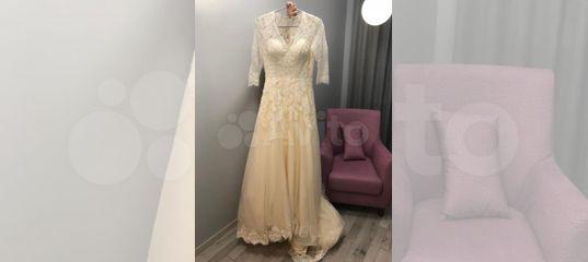 e59058dbad0a Продам красивое свадебное платье купить в Республике Крым на Avito —  Объявления на сайте Авито