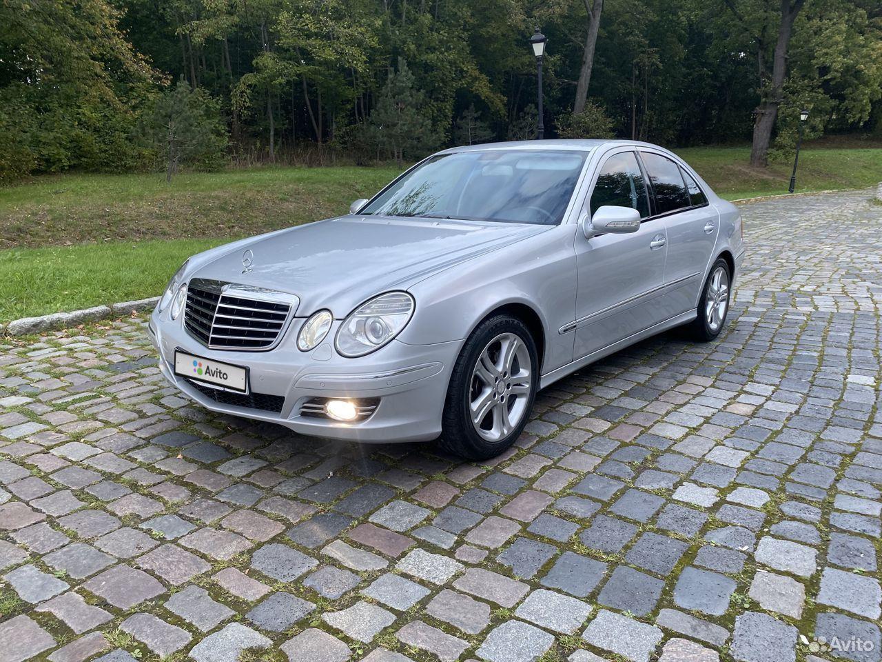 Mercedes-Benz E-class, 2009  89097977517 buy 1