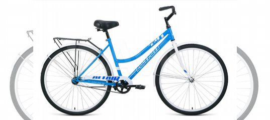 Новый велосипед. Высокая и низкая рама. Доставка