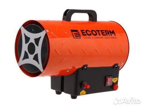 Газовая тепловая пушка ecoterm GHD-301  89009512171 купить 1
