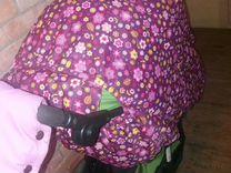 Комплект для коляски (муфта, дождевик и чехол)