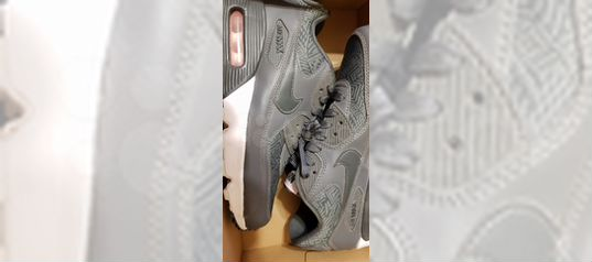 Nike Air Max 90 SE GS 880305 001 us 5.5Y