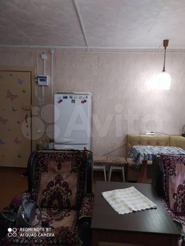 комната в деревянном доме Комсомольская 10к2