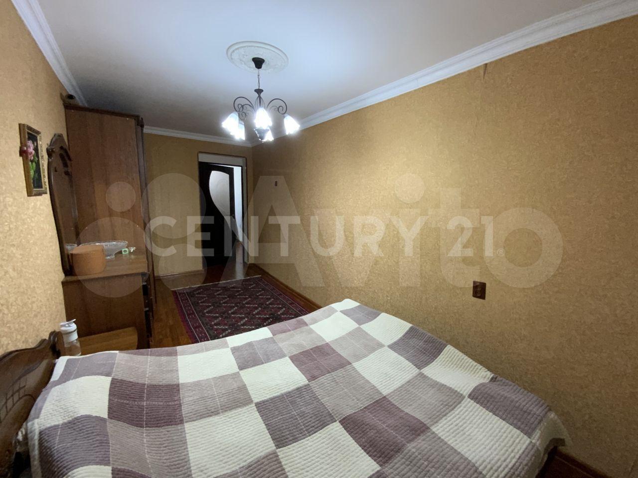 3-room apartment, 57.8 m2, 1/5 floor  89382020017 buy 4