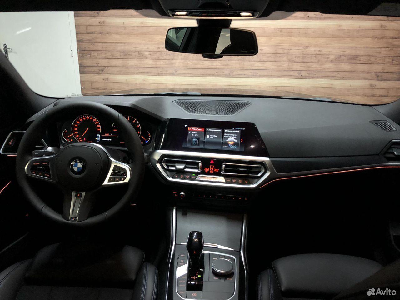 BMW 3 серия, 2020  88129219617 купить 7