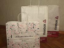 Пакеты Intimissimi, Reebok