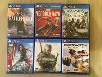 Игры для PS4 / PlayStation 4 / PS 4 / Play Station