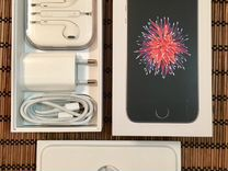 Для Phone 5, 5S, SE наушники, зарядка