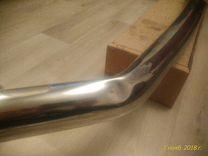 Защита бампера задняя Duster 7711547656
