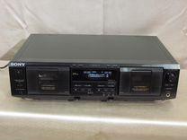 Дека кассетная Sony TC-WE435