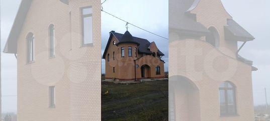 Дом 182 м² на участке 10 сот. в Липецкой области | Недвижимость | Авито