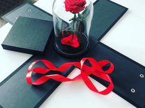 Красные розы Premium Живут 5 лет