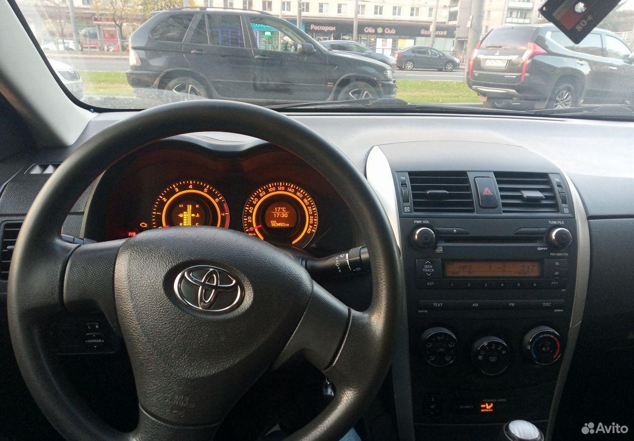 Toyota Corolla, 2010  89019227394 купить 6