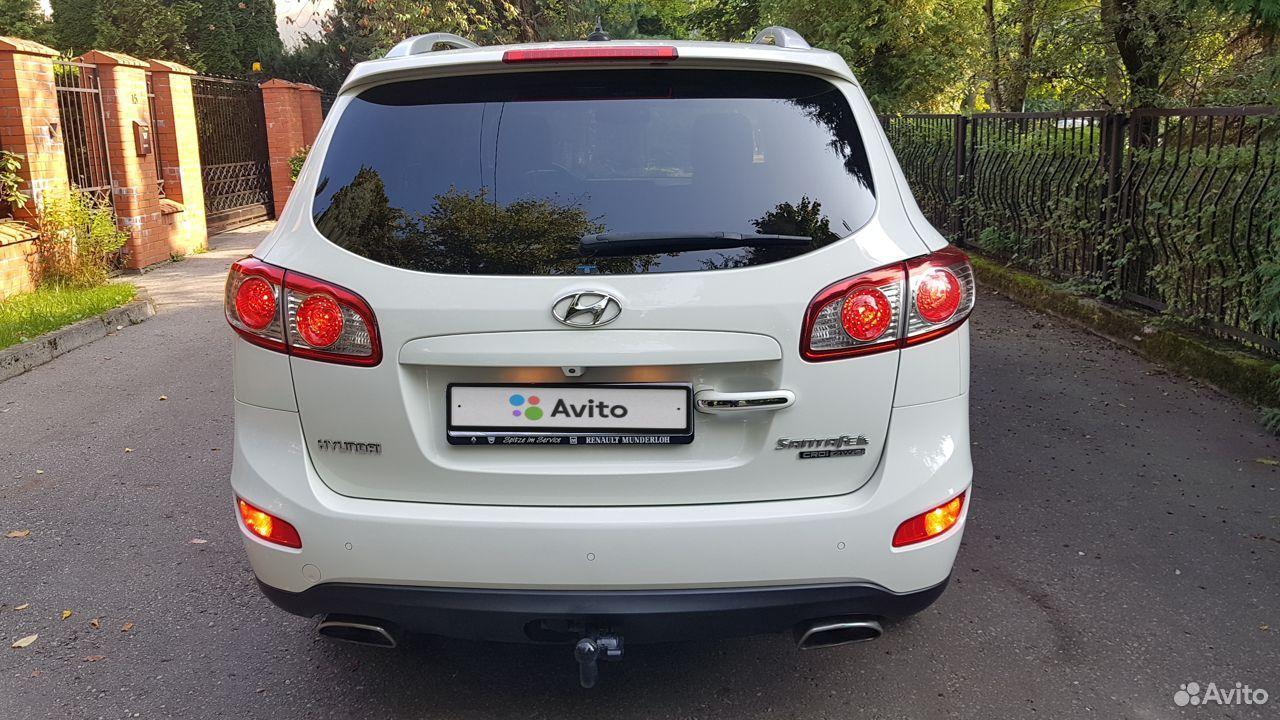Hyundai Santa Fe, 2010  89097956613 купить 5