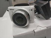 Новый Nikon One 1 S1 kit объектив Nikon 11-27.5 mm