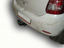 Фаркоп для Renault Sandero 2014-2018 — Запчасти и аксессуары в Перми