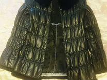 Куртка кожаная тото