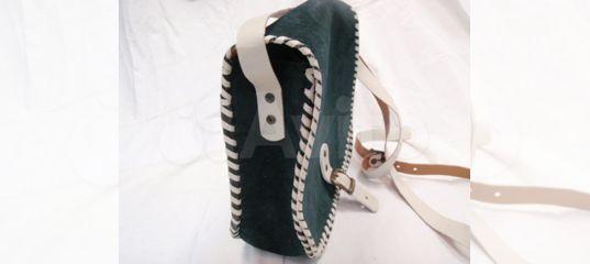 e85d9d27a973 Женская кожаная сумка ручной работы ксж-под купить в Москве на Avito —  Объявления на сайте Авито