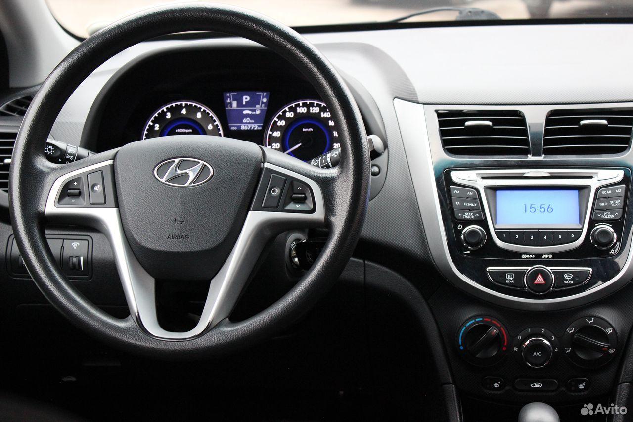 Hyundai Solaris, 2012  89102977578 купить 9