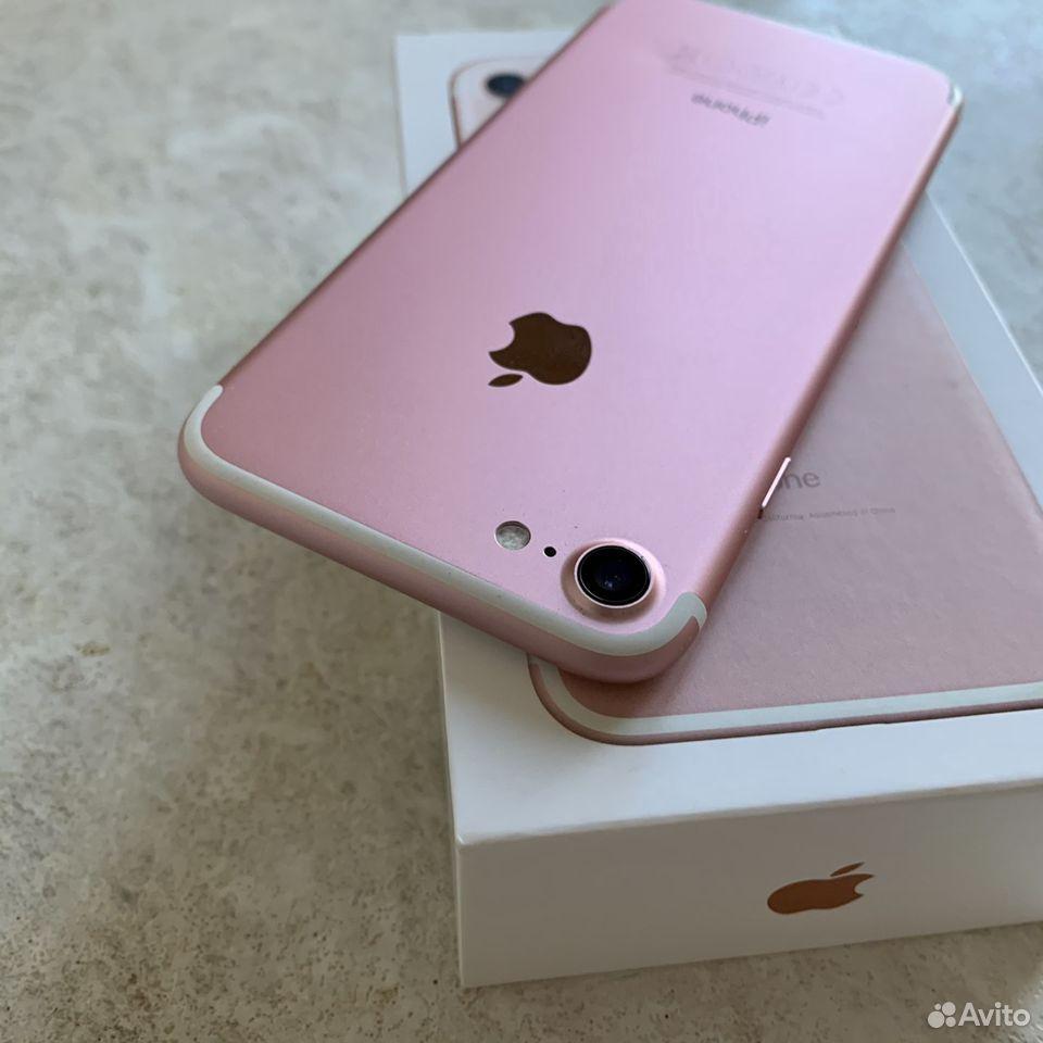 iPhone 7 32Гб RU/A Rose Gold  89243435002 купить 9
