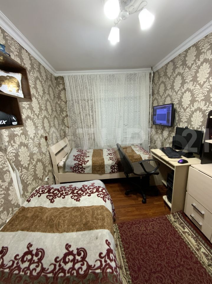 3-room apartment, 57.8 m2, 1/5 floor  89382020017 buy 9