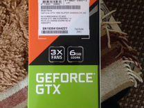 Новая GTX 1660 super 6gb — Товары для компьютера в Тюмени