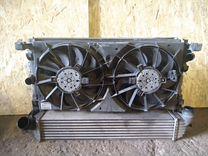 Кассета радиаторов Рено Лагуна Renault Laguna III