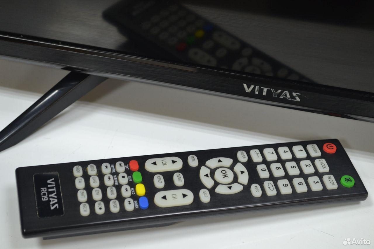 Телевизор Витязь 24LH0201 23.6 (2019) (60)  89080014775 купить 3