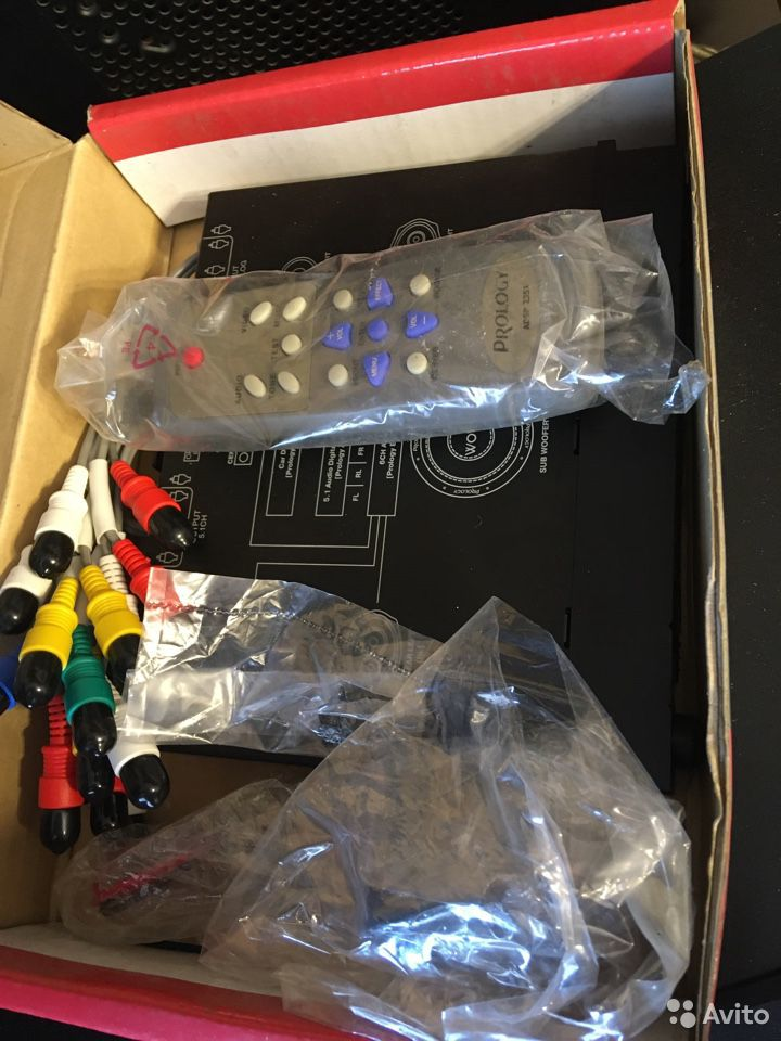 Декодер многоканального звука Prology adsp-2351 89134427708 купить 2