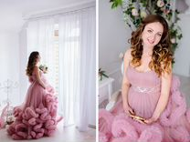 Прокат/аренда платьев для беременных