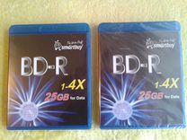 Диски Blue-Ray на 25 Гб