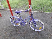 Красивый велосипед для девочки