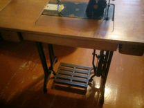 Швейная машина Подольск класса 1- м, ножной привод