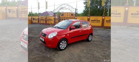KIA Picanto, 2010 купить в Самарской области | Автомобили | Авито