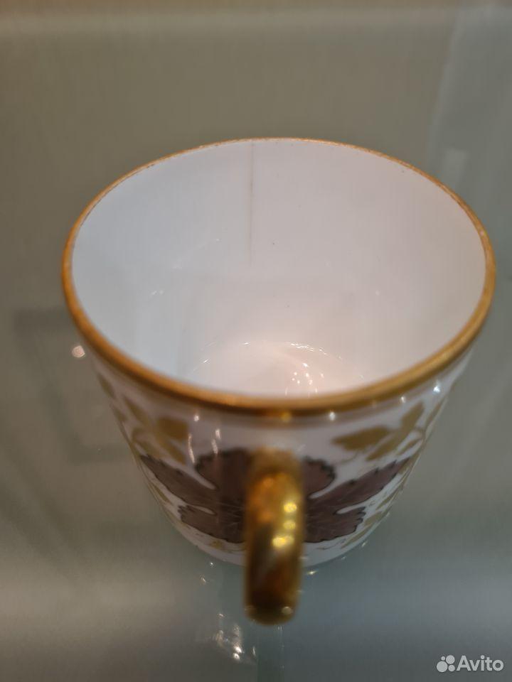 Антикварная чайная пара ифз  89013700120 купить 9