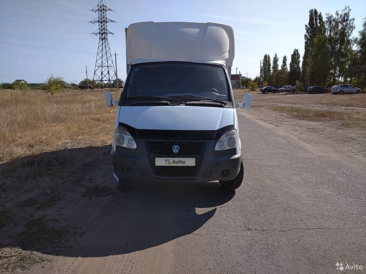 ГАЗ ГАЗель 2747, 2007  89587917803 купить 3
