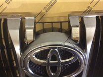 Решетка радиатора Prado 150