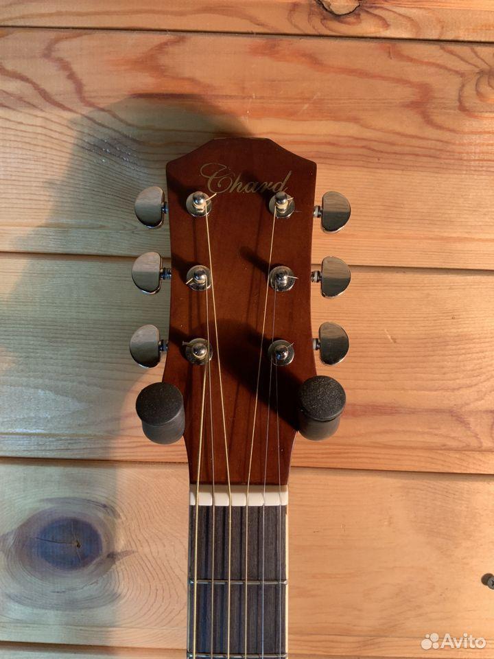 Электроакустическая гитара Chard  89024865089 купить 3