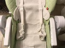 Стул для кормления - шезлонг Happy Baby William V2 — Товары для детей и игрушки в Санкт-Петербурге