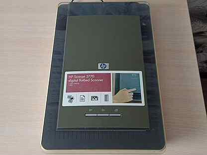 Сканер HP Scanjet 3770 digital flatbed Scanner