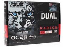 Видеокарта sapphire Radeon RX-460 2gb