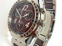 Часы швейцарские Swatch YCS526G dreambrown ceramic
