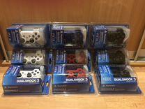 Sony PS3 dualshock 3 джойстики
