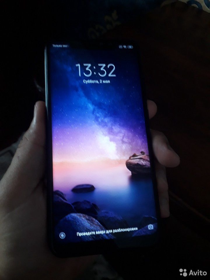 Xiaomi redmi note 6 pro  89094783088 купить 2