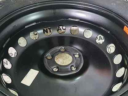 Диск запасного колеса (докатка) на Gl-Class, X164
